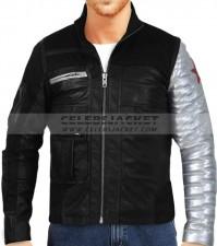 Bucky Barnes Leather Jacket