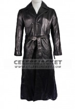 leather blade coat