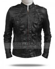 New Damon Salvatore Jacket from The Vampire diaries in Real Leather