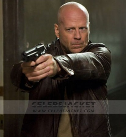 A Good Day To Die Hard 5 2013 Bruce Willis Jacket
