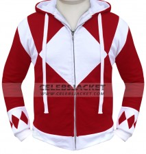 mens ultimate power rangers hoodie